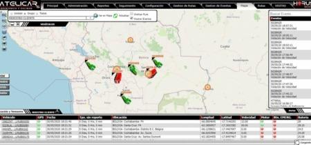 Captura Mapa